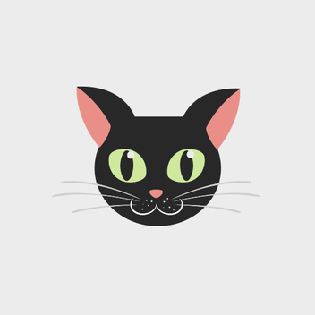 Vector Cat - vector gratuit(e) #201897
