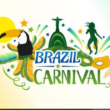 Free Vector Brazil Carnival Design - Free vector #202307