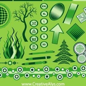 Creative Graphics For Logo Design & Web Design - Free vector #202867