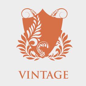 Vintage Emblem Free Vector - Kostenloses vector #202927