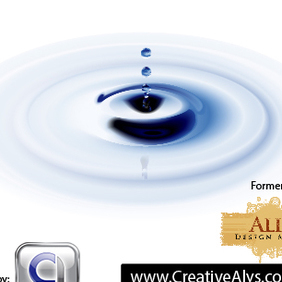 Vector Water Ripples - Free vector #203007
