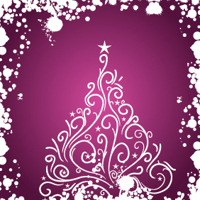Christmas Illustration 75 - Free vector #203107