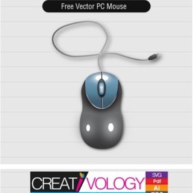 Free Vector PC Mouse - vector gratuit #203407