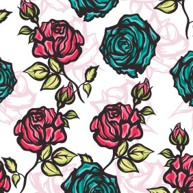 Seamless Pattern 164 - бесплатный vector #204237