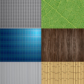 Steel And Nature Textures - vector #204877 gratis
