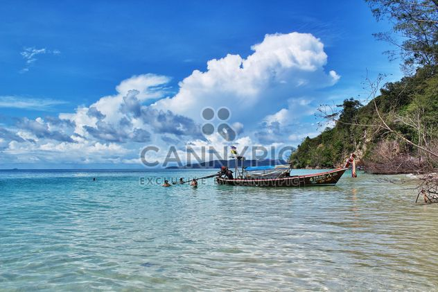 Thailand, Bambus-Insel - Kostenloses image #205077