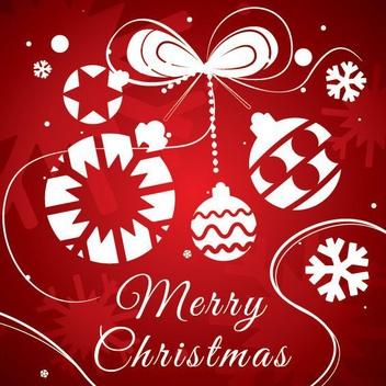 Christmas Deco - Kostenloses vector #205247
