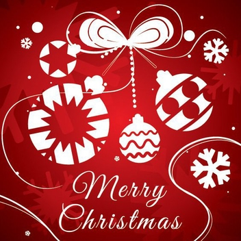 Christmas Deco - vector #205247 gratis