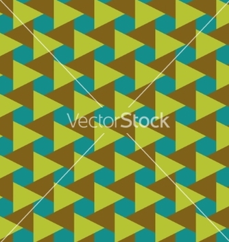 Free abstract ethnic seamless geometric pattern vector - Free vector #205387