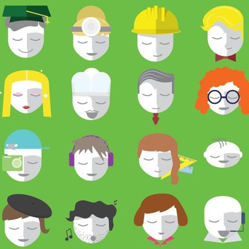 People - Free vector #205527