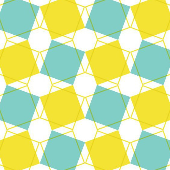 Geometrical Seamless Pattern - Free vector #205817
