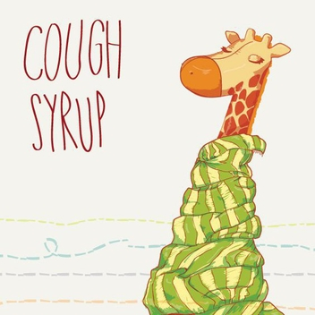 Cough Syrup Character - Free vector #206007