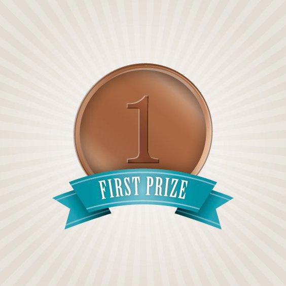 primeiro prêmio - Free vector #206467