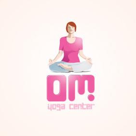 Yoga Logo - Free vector #206507