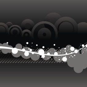 Grunge Vector Composition - Free vector #207307
