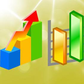 Free Vector Charts - Kostenloses vector #207407