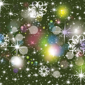 The Pointed Stars Free Vector Design - Free vector #207527