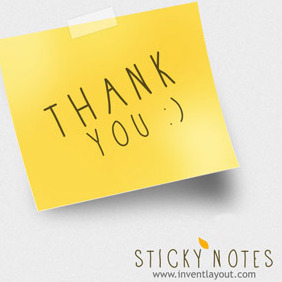 Sticky Notes - vector gratuit #207937