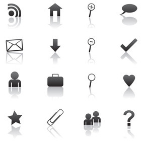 Web Vector Icons - Free vector #207987