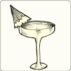 Cocktail Drink - vector #208487 gratis