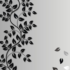 Seamless Tree Background - Free vector #208947