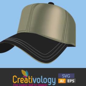 Free Cap Vector - Kostenloses vector #209017