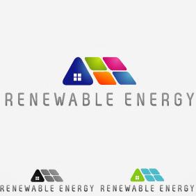 Renewable Energy Logo - vector #209567 gratis