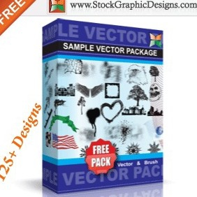 Free Sample Vector Pack - Free vector #210087