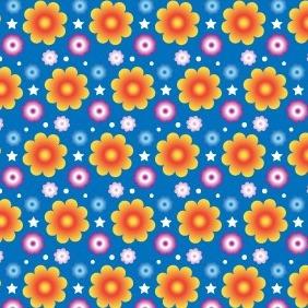 Vibrant Summer Seamless Vector Pattern - Kostenloses vector #210967