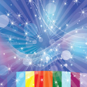 Dream Stars Transparent Free Vector - vector #211067 gratis