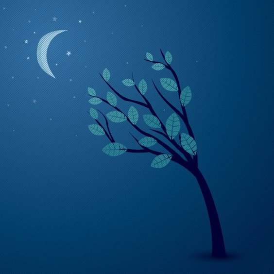 Midnight Conversation - Free vector #211137