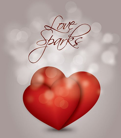 Love Sparks - Free vector #211377