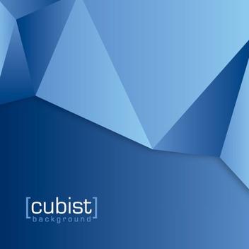 Cubist Background - vector #211437 gratis