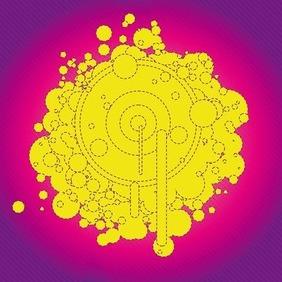 Free Bubbles Vector - Free vector #212257