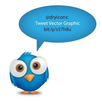 Tweet - Kostenloses vector #212507