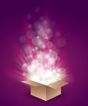 Magic Box - vector #213257 gratis