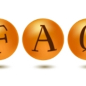 FAQ Icon - vector gratuit(e) #213367