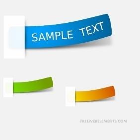 Vector Stickers - Kostenloses vector #214257