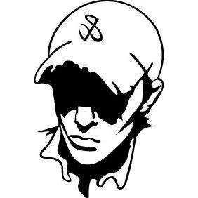 Boy Vector - Kostenloses vector #214487