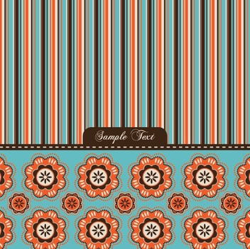 Classy Pattern - Free vector #214577