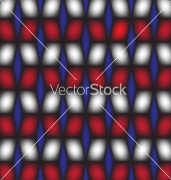 Free geometric square box blue black and red vertical vector - vector gratuit(e) #214757