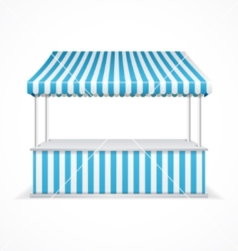Free market stall vector - Free vector #214777