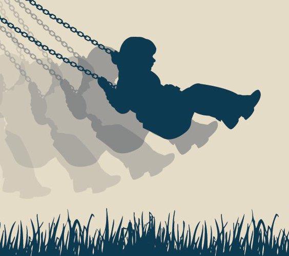 Swing - vector gratuit #215217