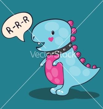 Free dinosaur vector - Free vector #215287