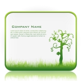 Business Template - Kostenloses vector #215487