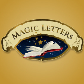Magic Letters - vector gratuit #216257