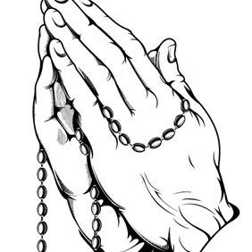 Pray - Kostenloses vector #216727