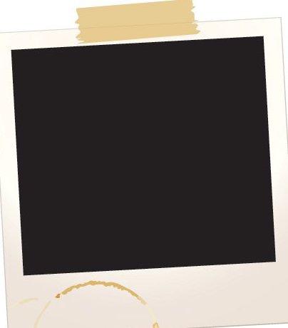 Рамка Polaroid - бесплатный vector #217137