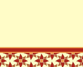 Flower styled wallpaper - vector #218427 gratis