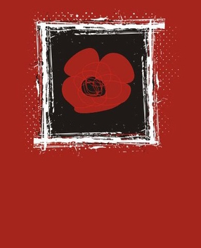 Poppy greeting - Free vector #218487